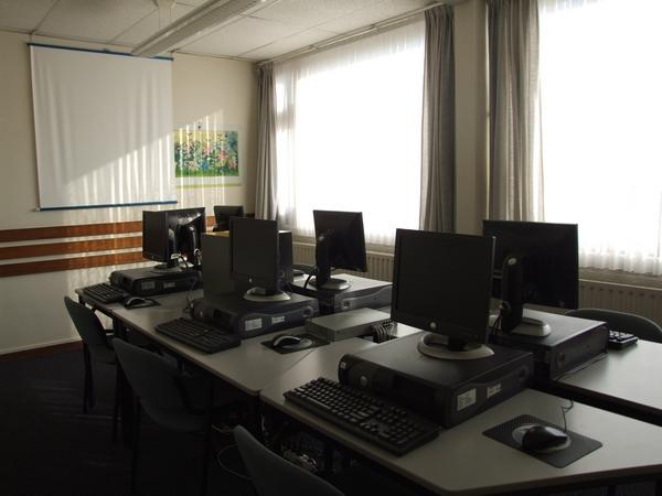 kleine vergaderzaal